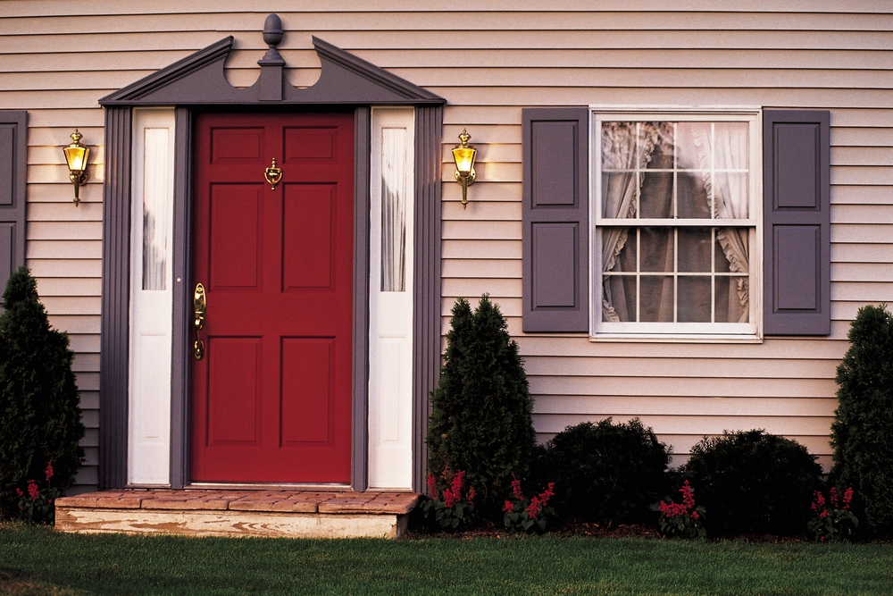 дверь входные для частного дома