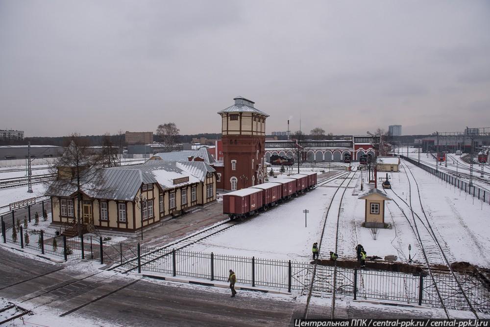 Дмитровская красный балтиец