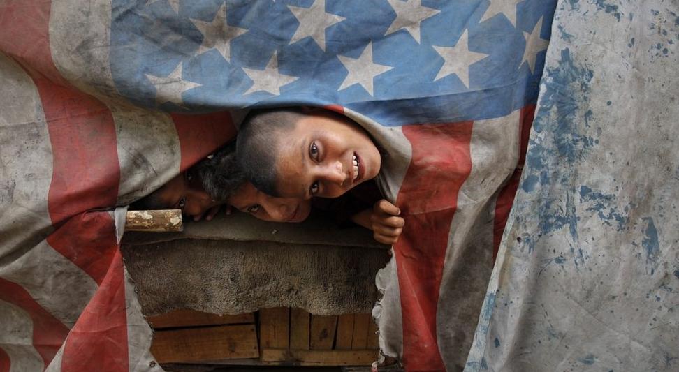 Счастье по-американски