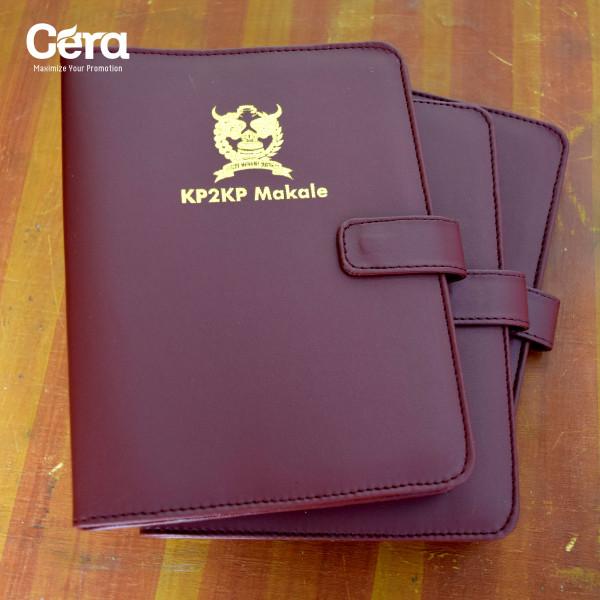 Souvenir Kantor Pajak Pratama (KPP) - Buku Agenda KPP Pratama Makale.jpg
