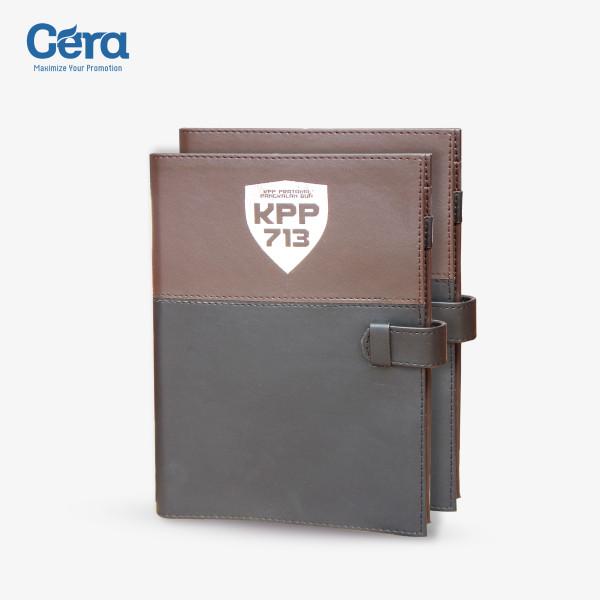 Souvenir Kantor Pajak Pratama (KPP) - Souvenir Buku Agenda KPP Pratama Pangkalan Bun.jpg