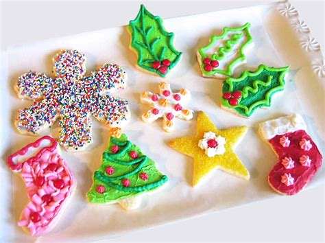 (Note: These are not our cookies.) GOALS. If we can make our cookies look half this good, I'll be thrilled!