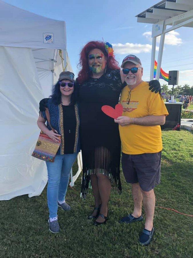 Pride Fest, Punta Gorda, Florida