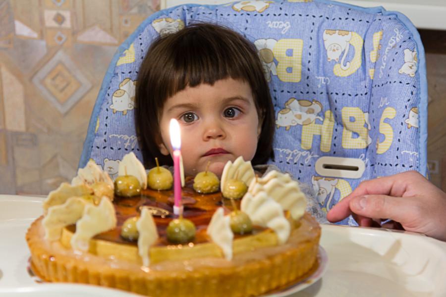 Маргарита и торт