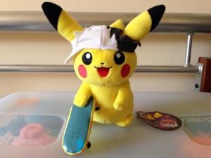 Worlds Skater Pikachu