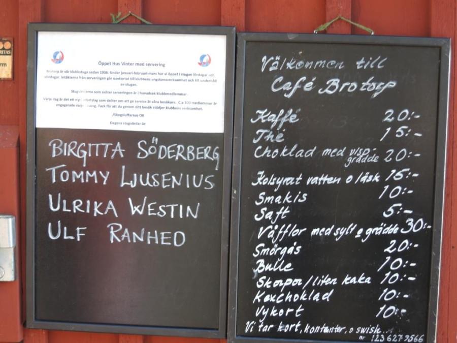 Hellasgarden menu