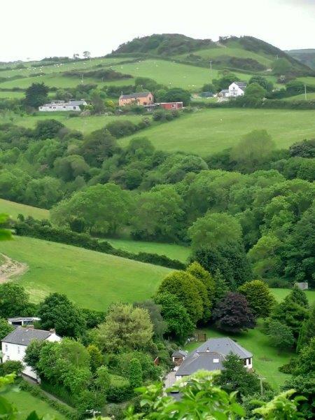 View from Hillsborough, Ilfracombe, Devon