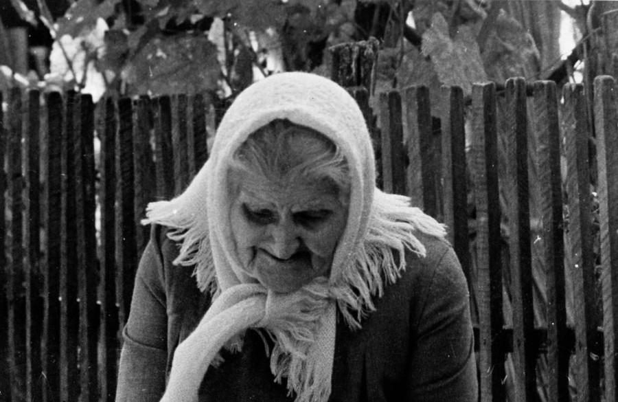 Епистиния Фёдоровна Степанова — русская женщина, девять сыновей которой погибли на войне