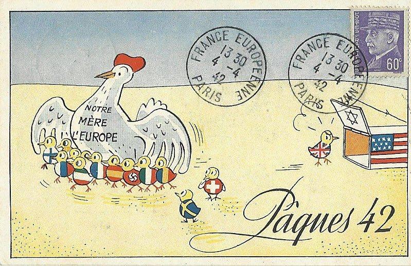 EUROPE UNION 1942