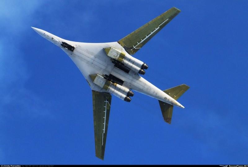 Лётчик-испытатель поделился впечатлениями от паллета на модернизированном ракетоносце Ту-160М