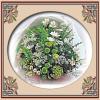 2 - framed flowers
