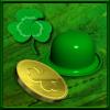 24 - hat coin shamrock