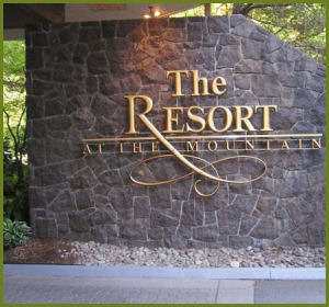 The Resort at the Mountain