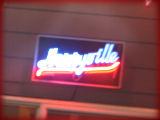 Henryville neon sign