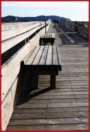 Long Beach, Washington - the Boardwalk