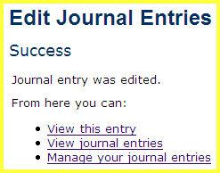 image: Edit LiveJournal entry