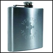 Boondock Saints flask
