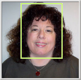 face recognition - me