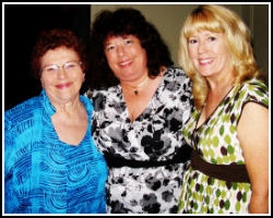Sue, Charlie and Marilyn