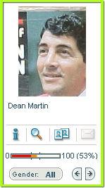 face recognition - Dean