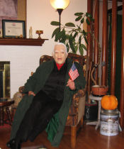 2008 Halloween - John McCain