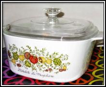 CorningWare 'Spice of Life' Casserole Dishware