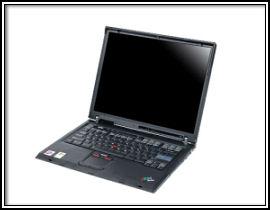 IBM Lenovo Thinkpad T42