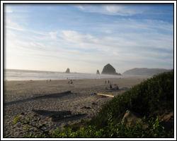 Cannon Beach, Oregon - August 18