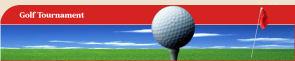 golf tournament - mini version of header