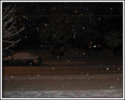 2009 December snow 1