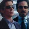 Bruce/Tony icon - 2