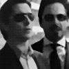 Bruce/Tony icon - 3