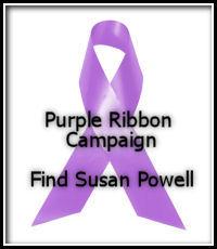 Find Susan Powell -- Purple Ribbon Campaign