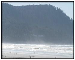 Seaside, Oregon, March 6 - 7