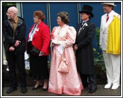 Open House - ceremony wet