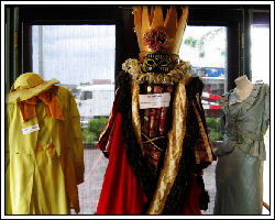 Open House - historic garments