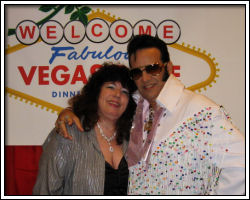2010 Auction - Charlie and 'Elvis'