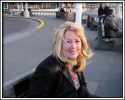 2010 October beach trip 9 - Marilyn