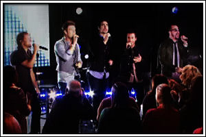 The Backstreet Boys on Oprah, 2010