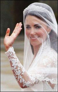 Royal Wedding - Kate