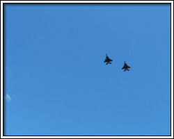 2011 Memorial Day - Jets Flyby