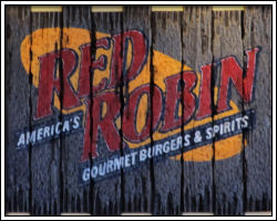 Red Robin - sign