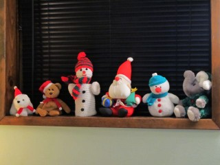 2011 Christmas - stuffed toys