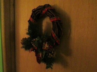 2011 Christmas - wreath