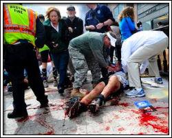 Helping the injured