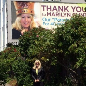 Marilyn billboard