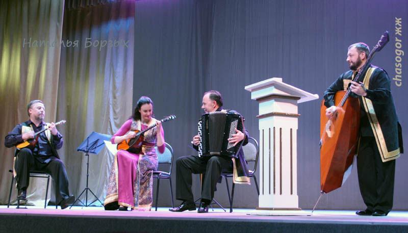 концерт областной филармонии в ДК