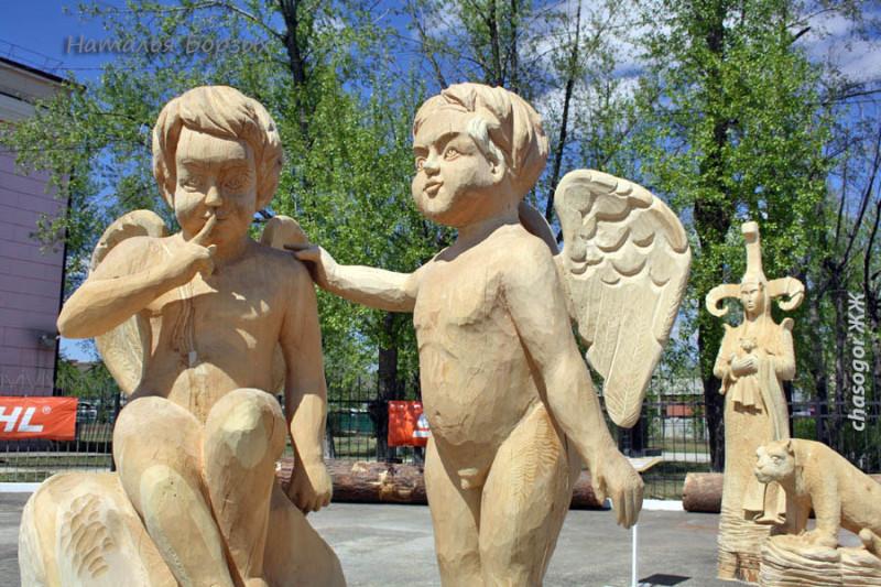 монгольские ангелы