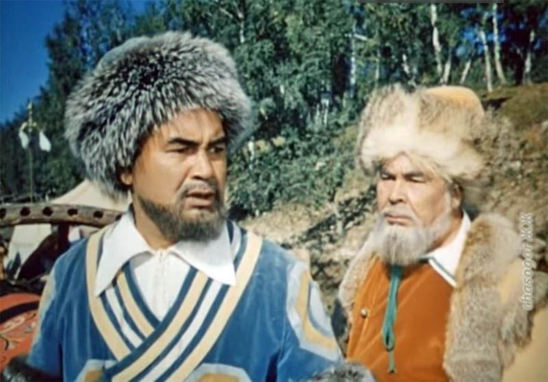 поссорились два родственных клана
