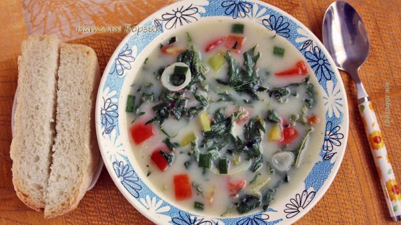 второй суп